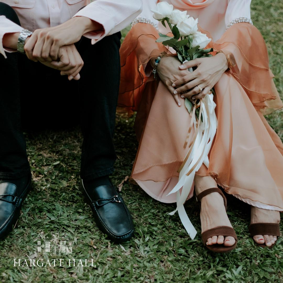 Hargate Hall Wedding Coordination