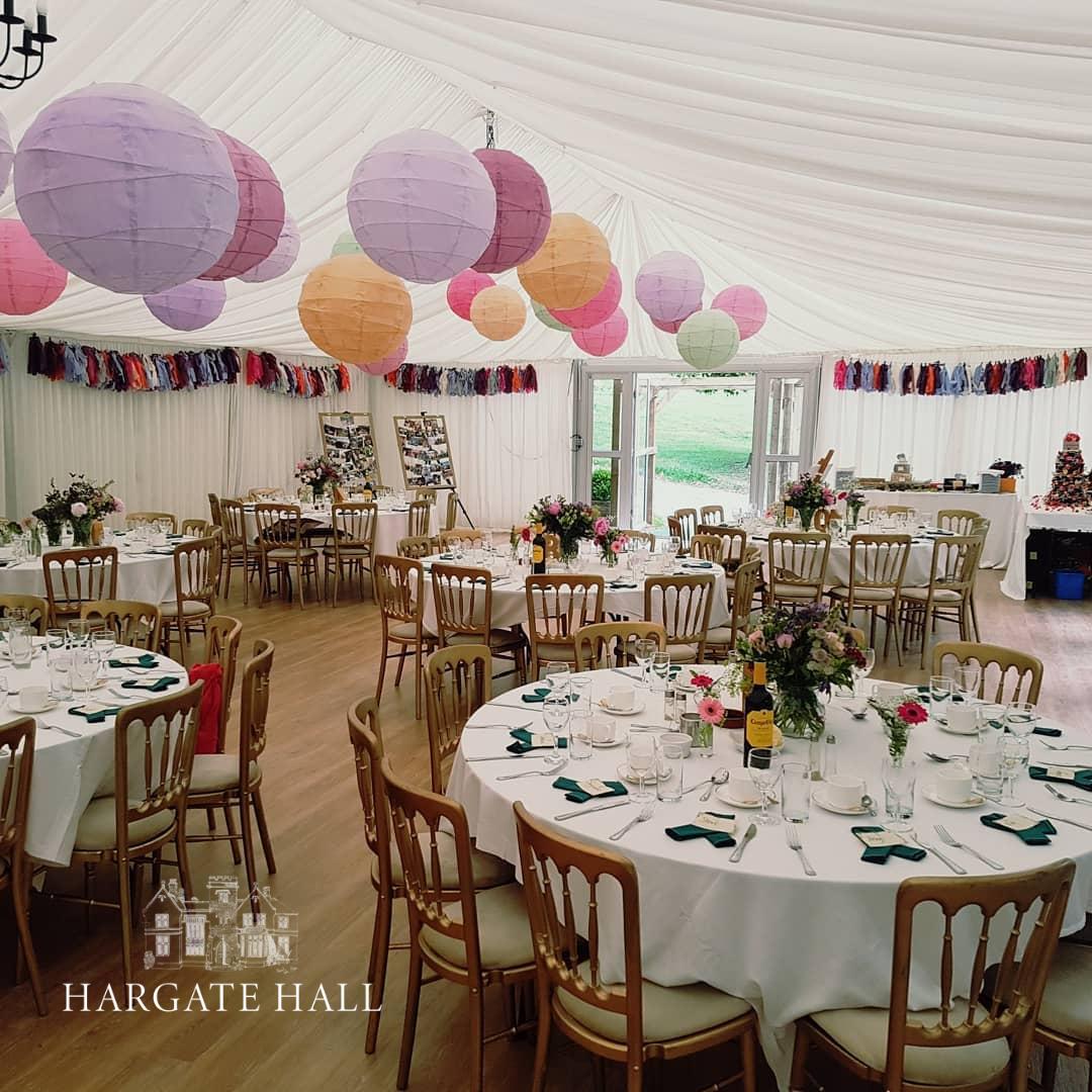 Hargate Hall June Update
